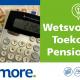 Uitstel invoering Wetsvoorstel Toekomst Pensioenen